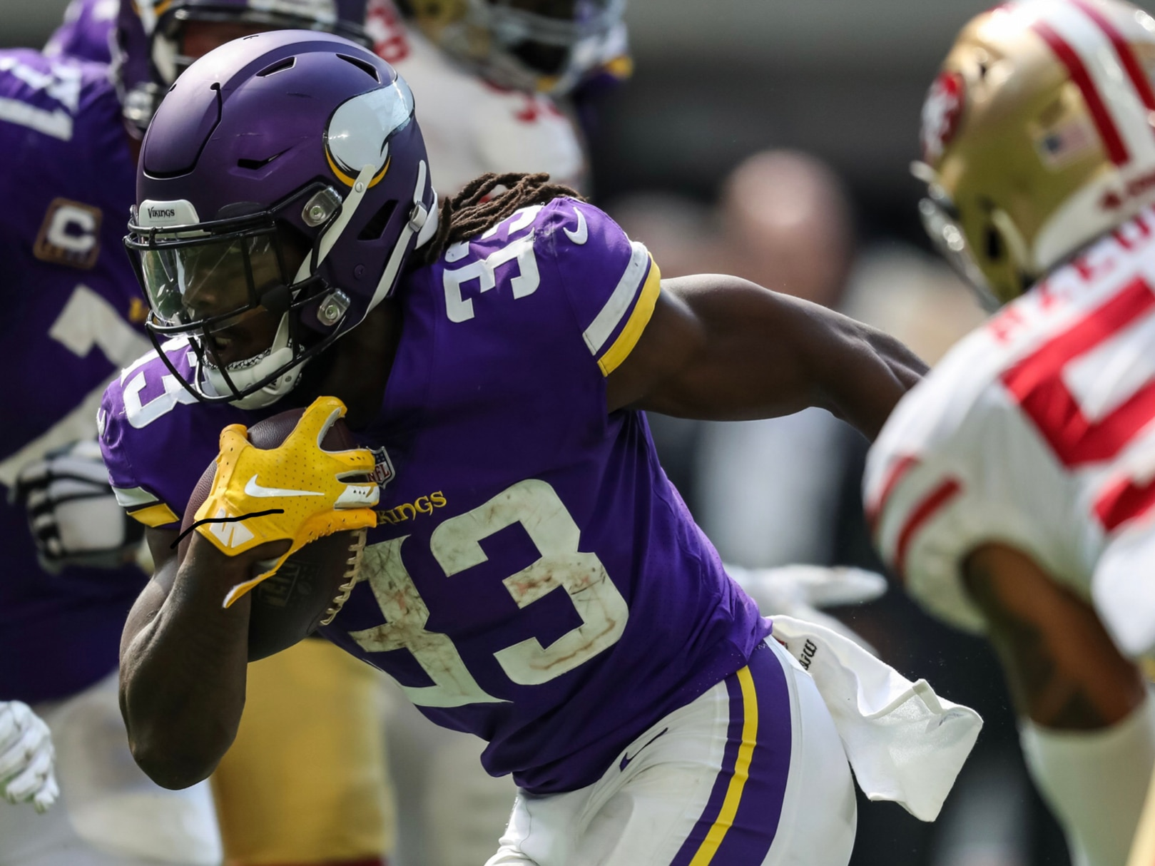 WATCH: Dalvin Cook turns on the jets for 75-yard touchdown