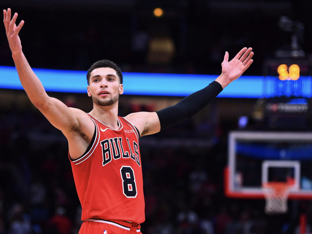 NBA rumors: Could Zach LaVine be traded for Kemba Walker?