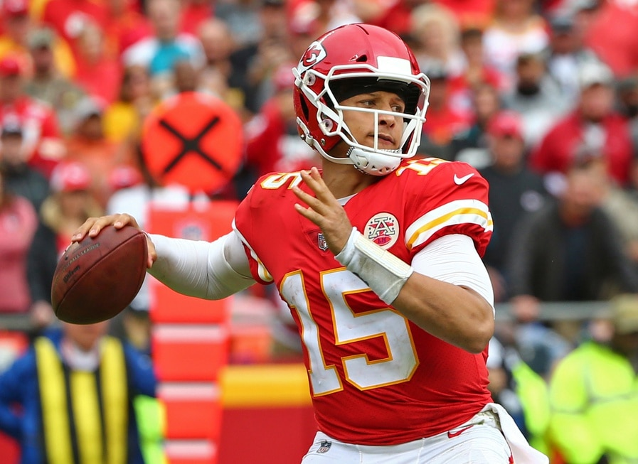 Patrick Mahomes named Most Valuable Player, claims other awards at NFL Honors