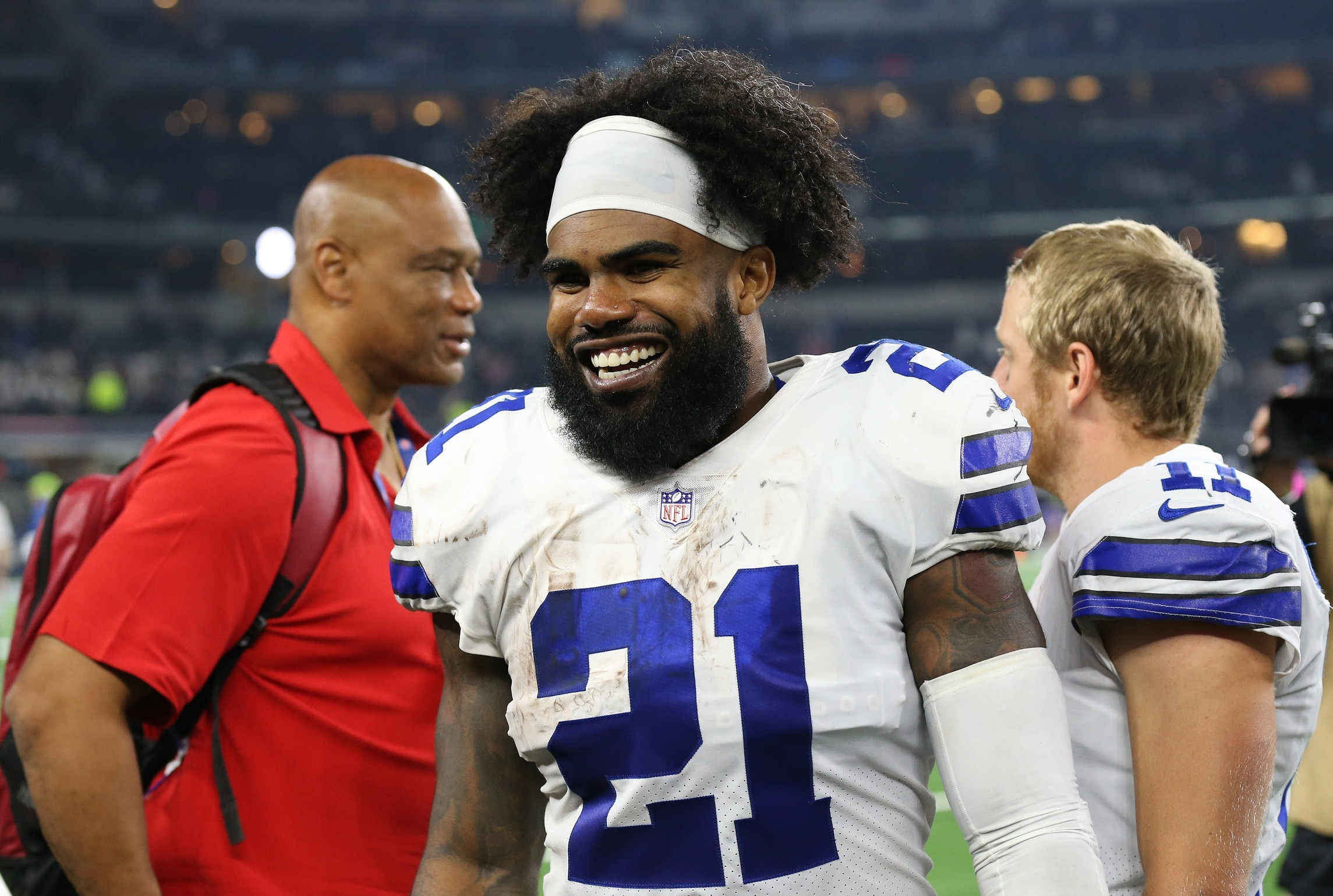wholesale dealer 31425 5679a Report: Cowboys offer to make Ezekiel Elliott NFL's second ...
