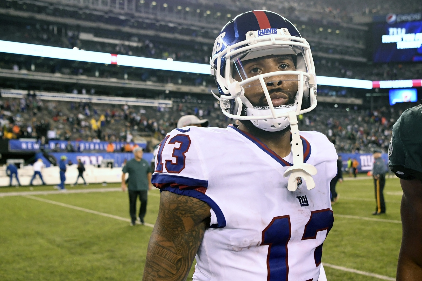 watch fd971 07959 Why the Giants should consider trading Odell Beckham Jr.