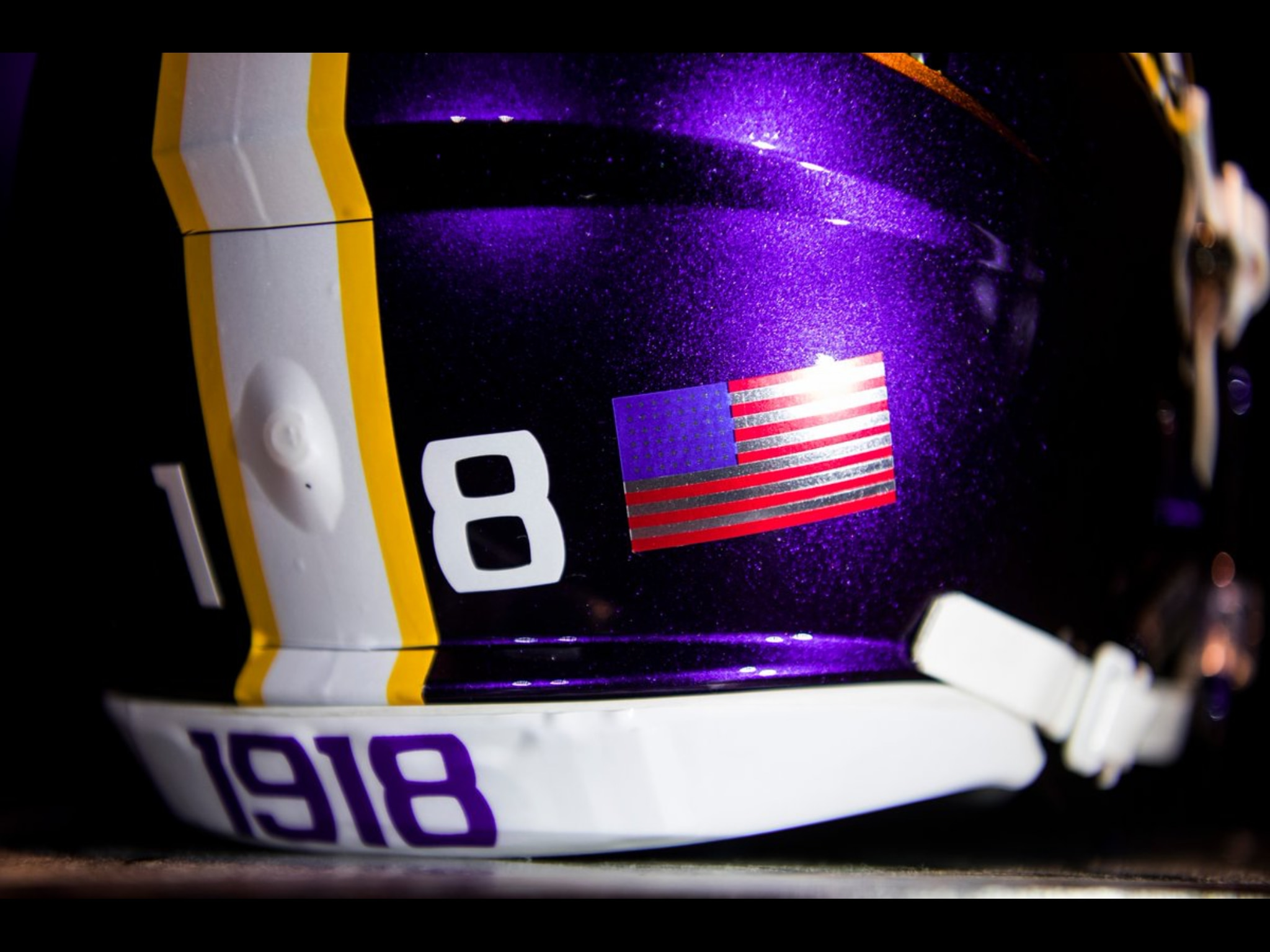 372b04dd LOOK: LSU unveils fiery alternate uniform for Saturday's game