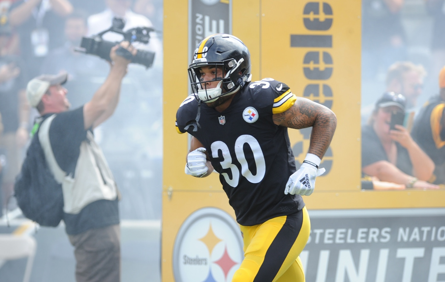 James Conner Reveals he had 1 week to live