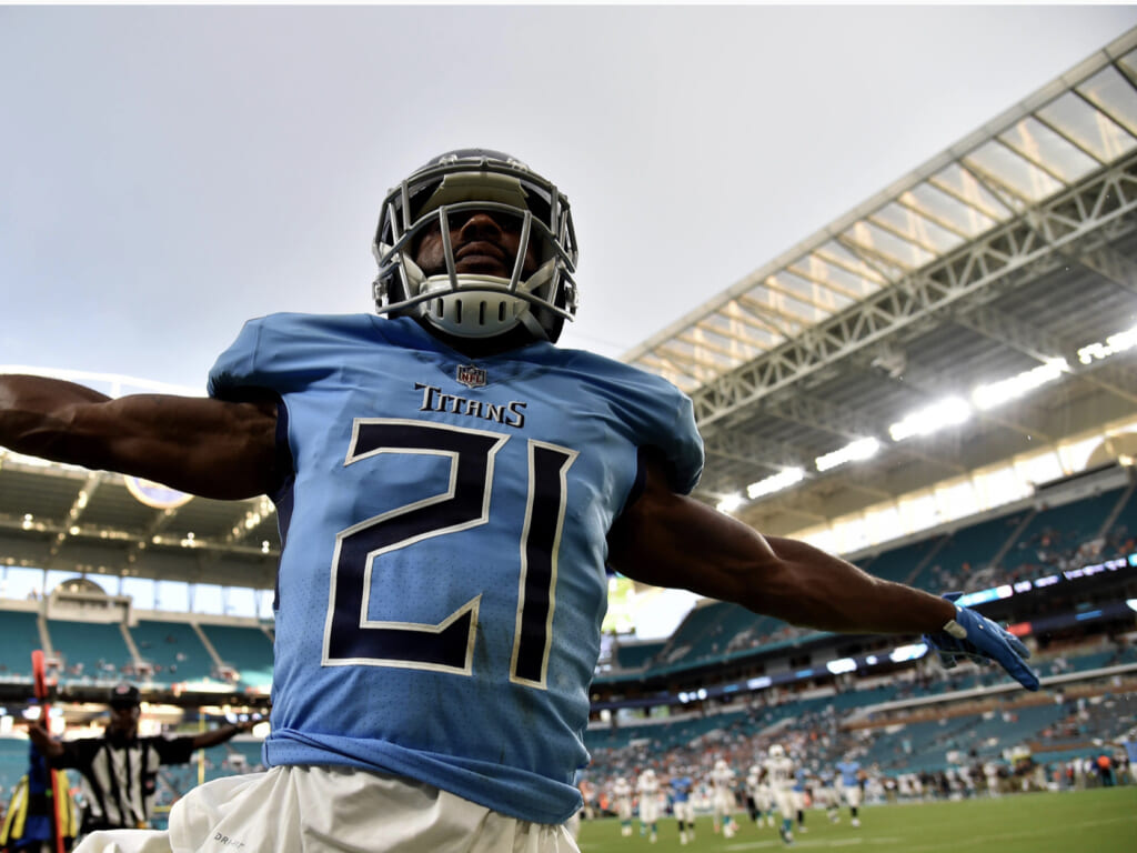 Tennessee Titans release Malcolm Butler