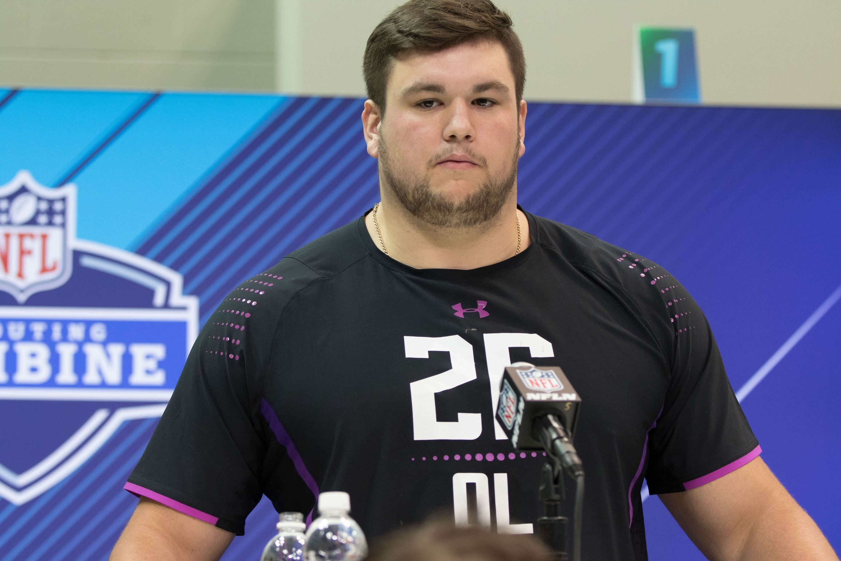 pick up 654cb 16e56 Colts rookie Quenton Nelson had everyone in awe with vicious ...