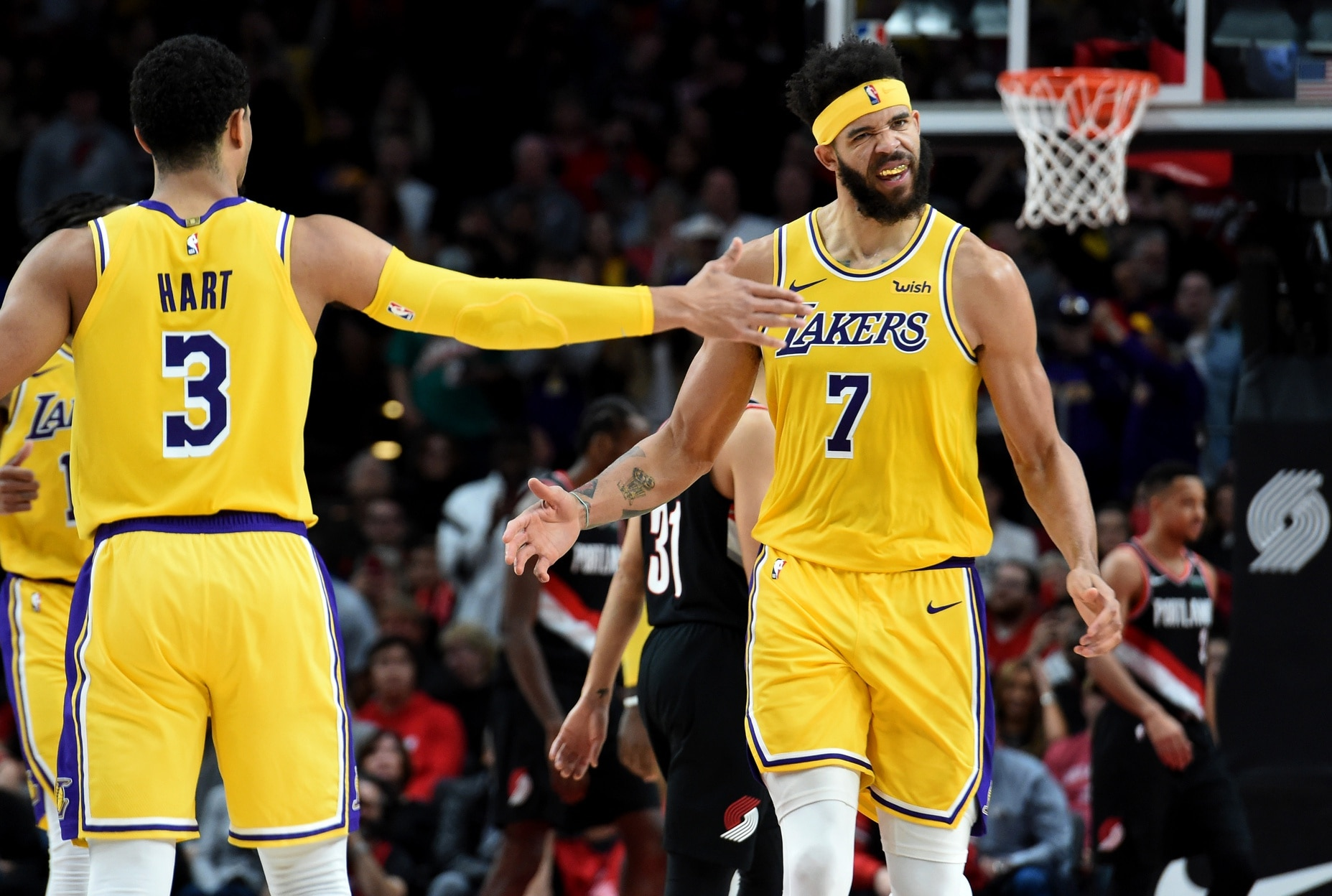 super popular 2e21a 897b7 Lakers' JaVale McGee has championship ring stolen in burglary
