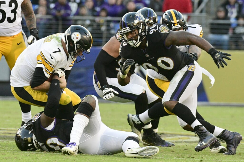 Ravens news: Matt Judon