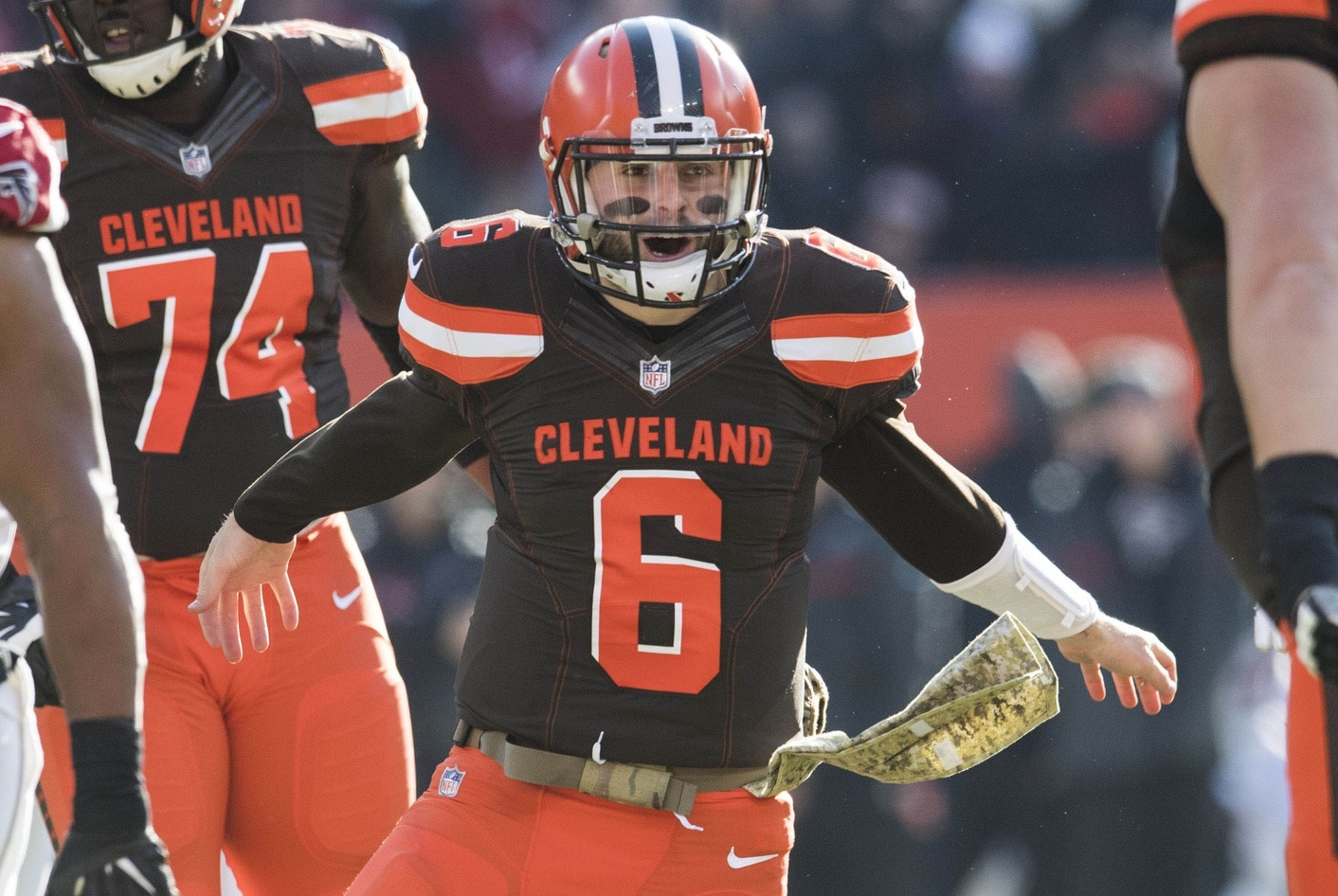 ed8ea82fa Twitter reacts to Baker Mayfield burning the Bengals early