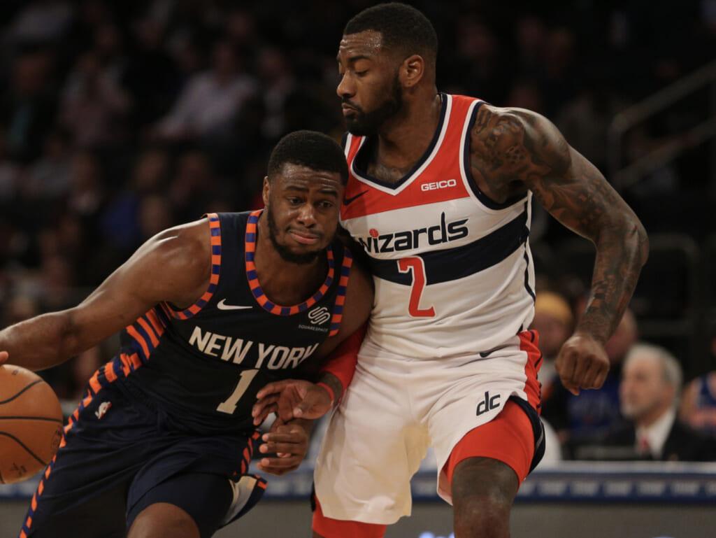 Detroit Pistons rumors: John Wall trade?