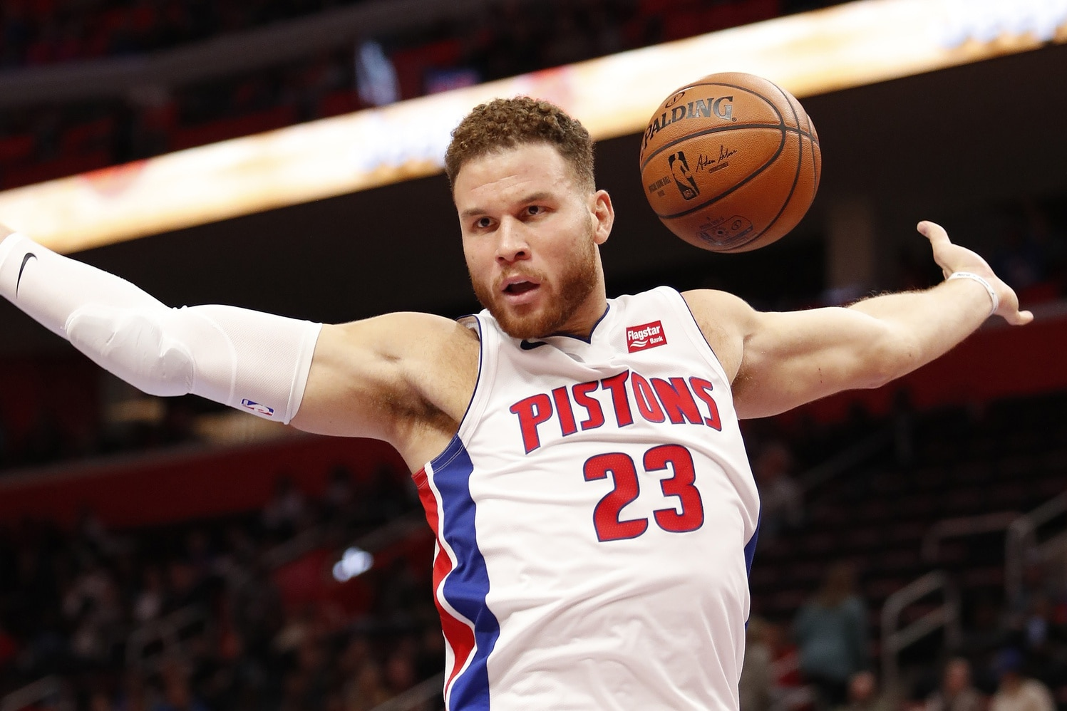 best sneakers 70808 7ec57 All-Star Blake Griffin remains sidelined for the Pistons