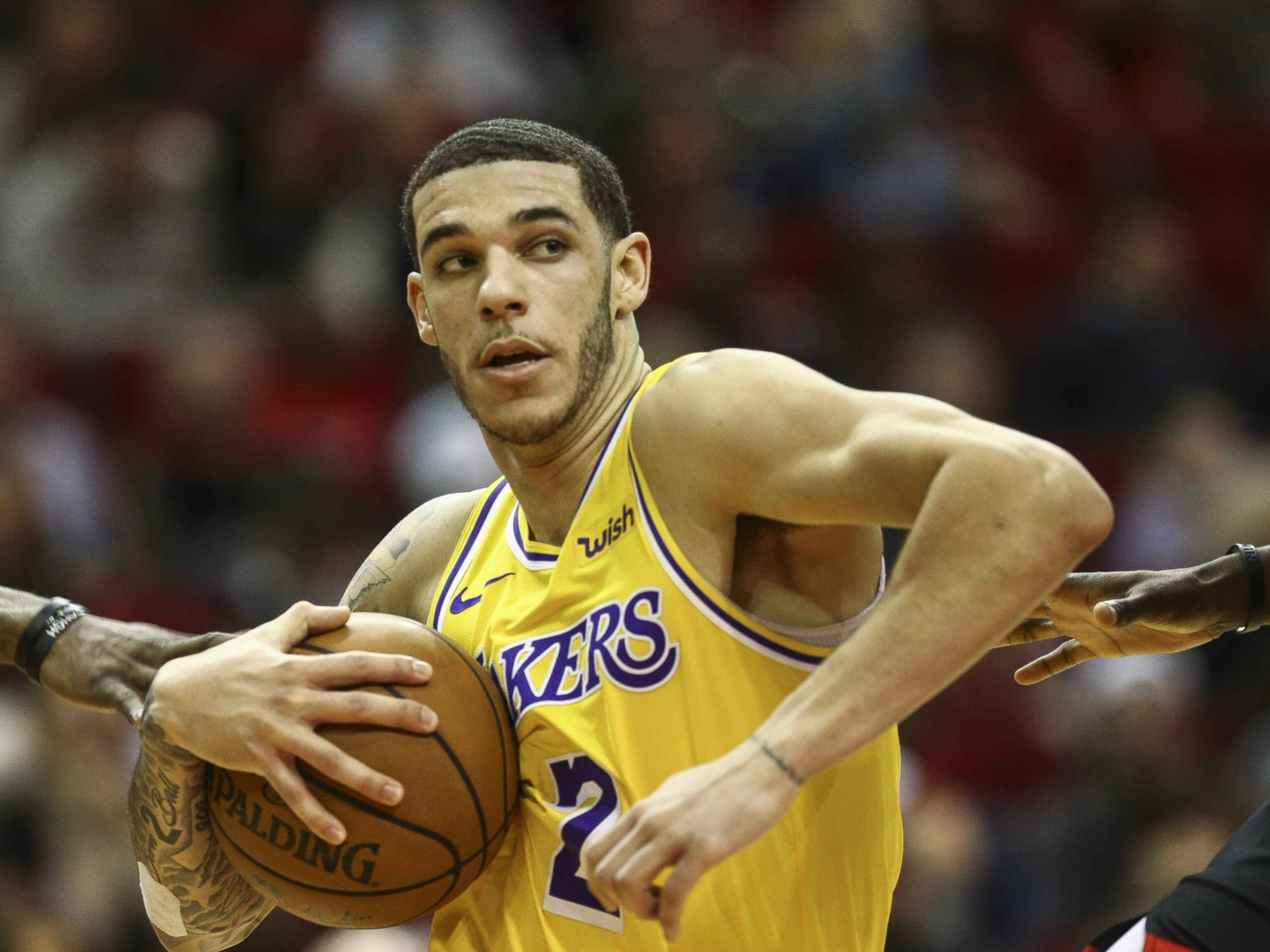 5e435d9a645 The Lonzo Ball dynamic  We re vastly underrating young Lakers guard