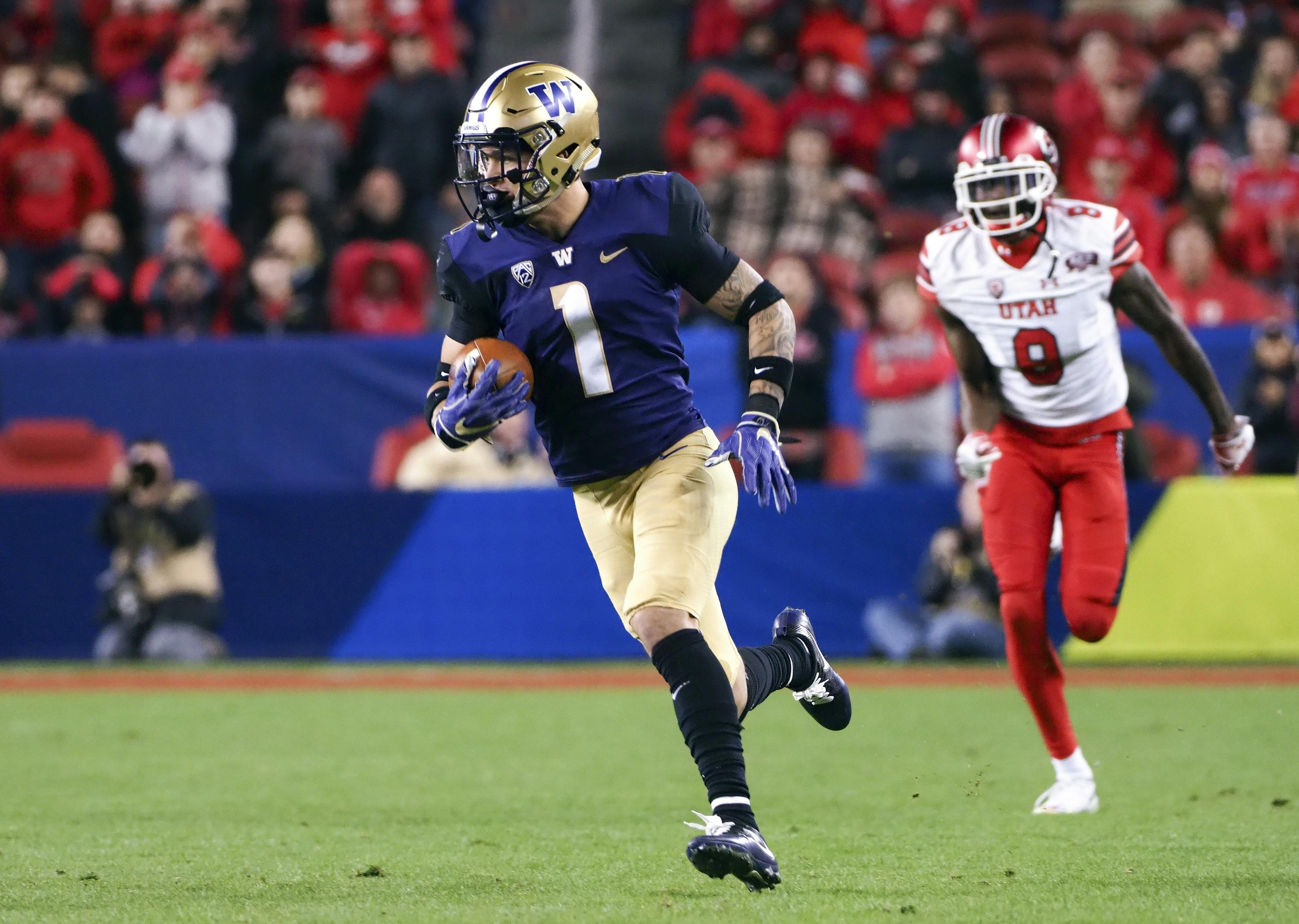 Cardinals select CB Byron Murphy to open Day 2