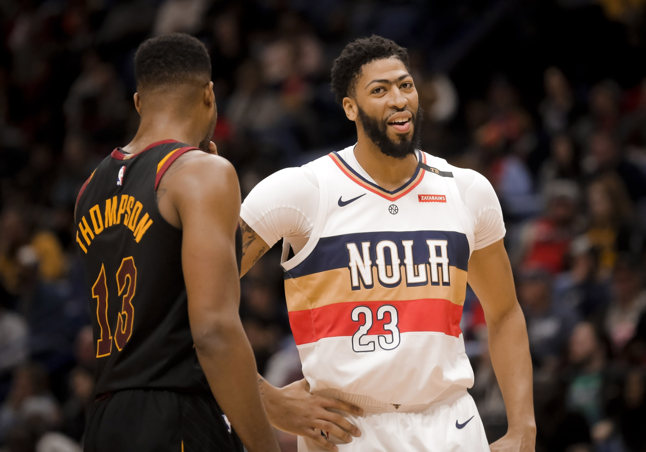Pelicans Anthony Davis Ruled Out With Shoulder Injury