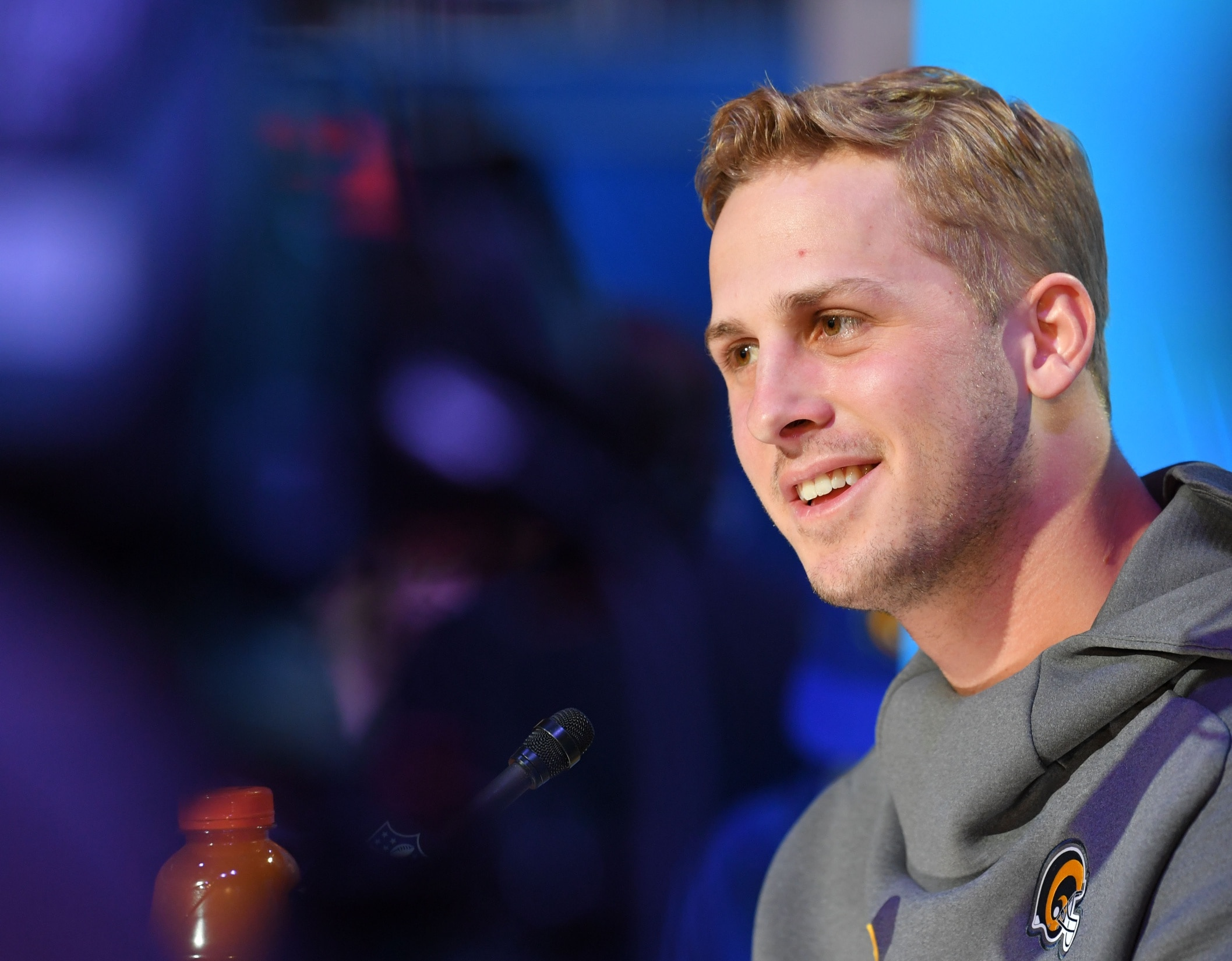 Jared Goff Receives Largest Guaranteed Contract In NFL History