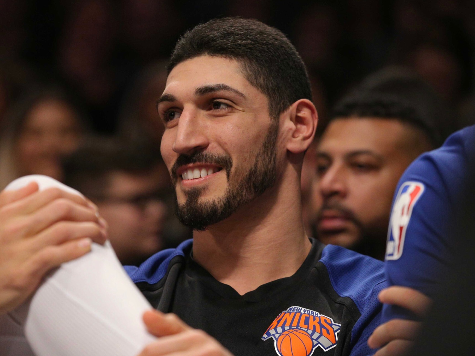 NBA       Knicks officially waive Enes Kanter                       By Vincent Frank