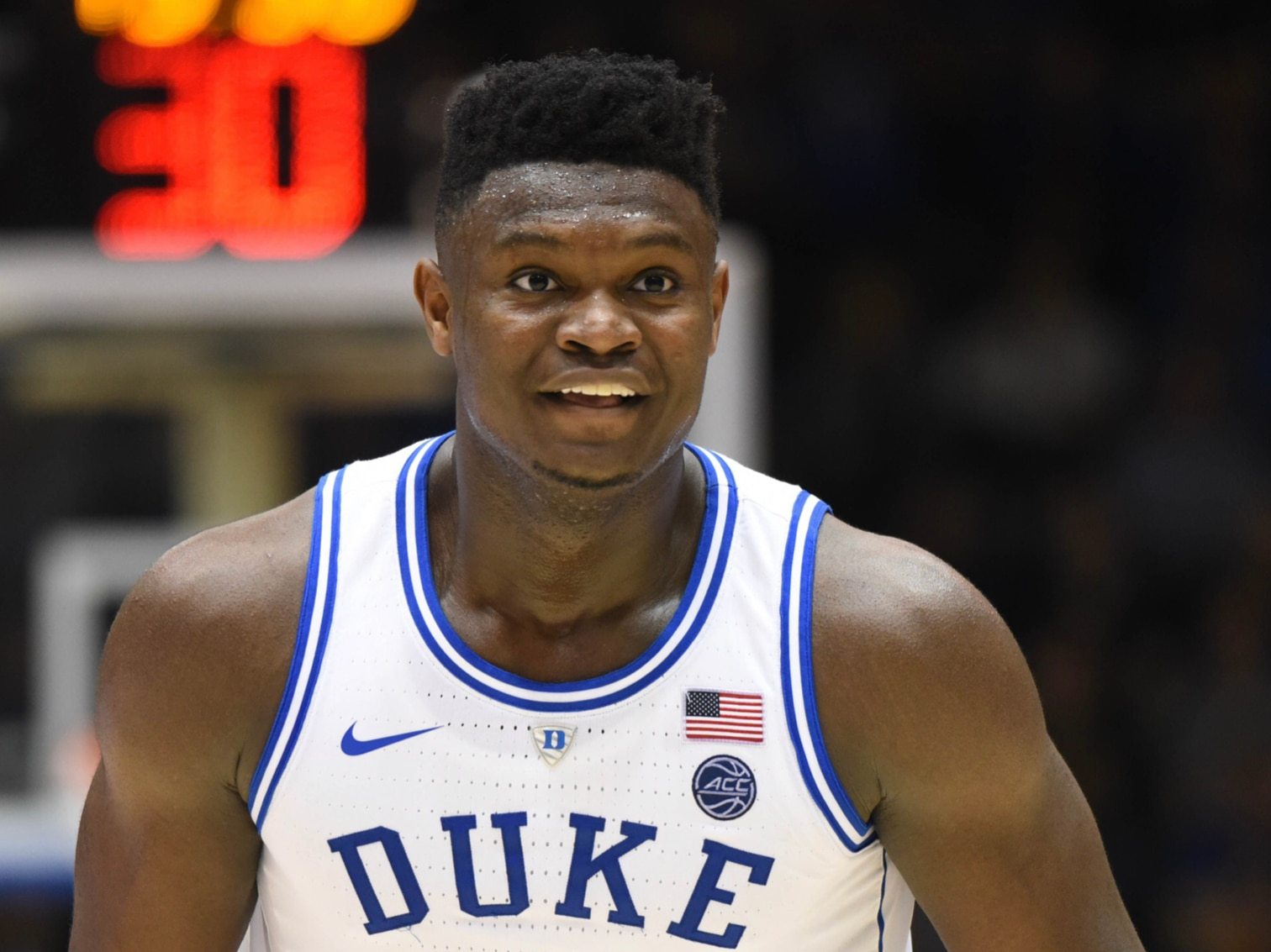 Sports World Reacts To Zion Williamson's Freak Injury