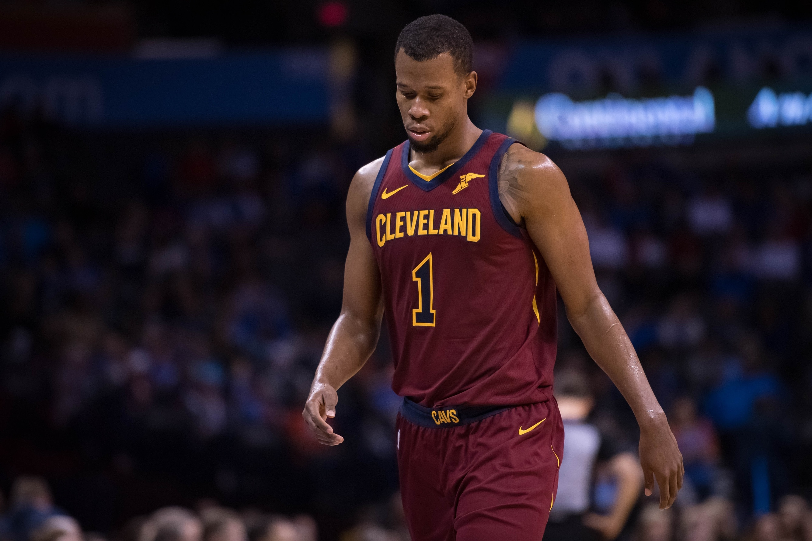 super popular 1e64d bf786 Report: Blazers acquire Rodney Hood from the Cavaliers
