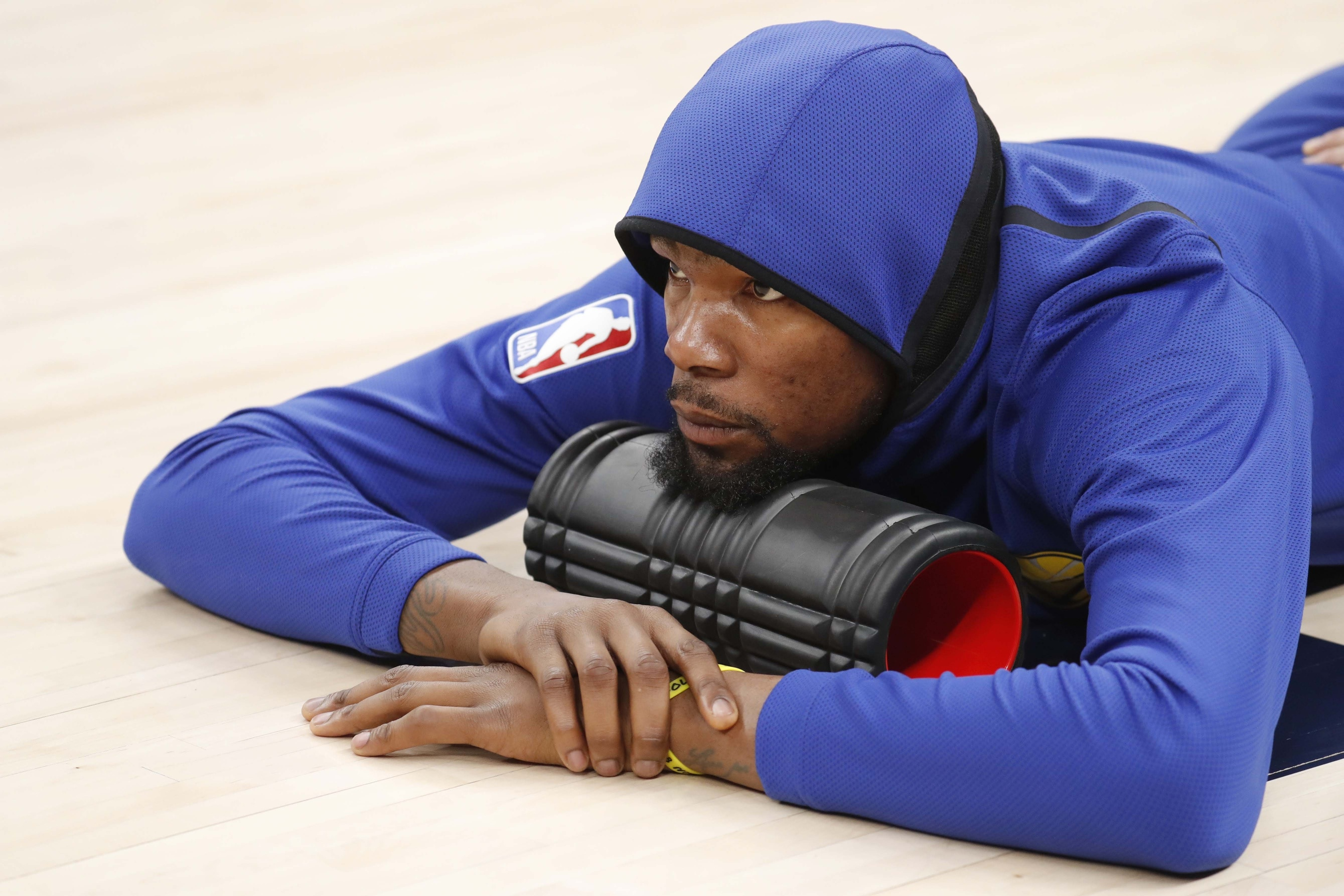 4ac2a5e63d27 Warriors rule Kevin Durant out for Game 3 and 4 of WCF Finals