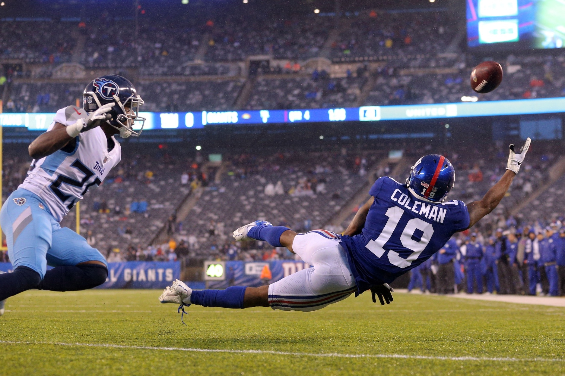 Redskins could benefit from Giants reportedly trading Odell Beckham Jr. to Browns