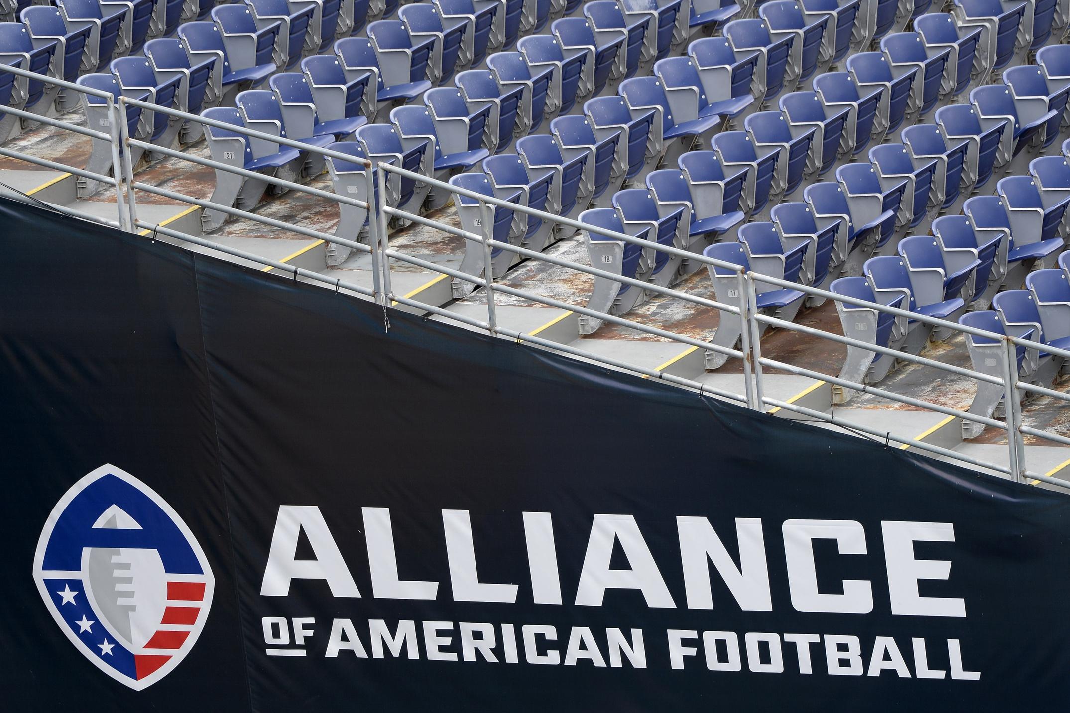 XFL releases statement over AAF closure