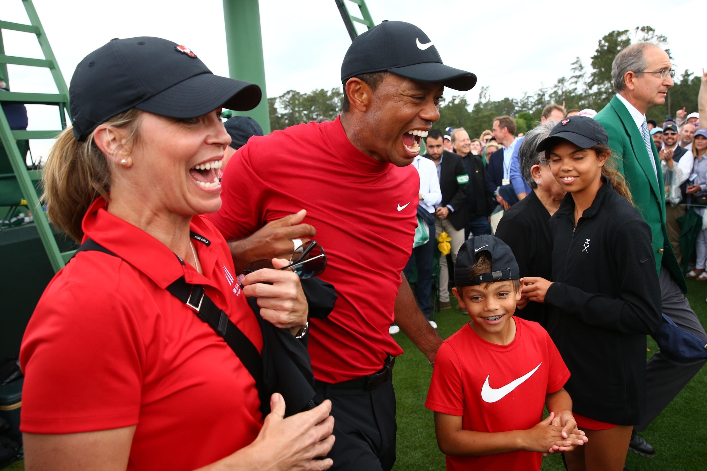 tiger woods issues heartfelt thanks to family  friends and