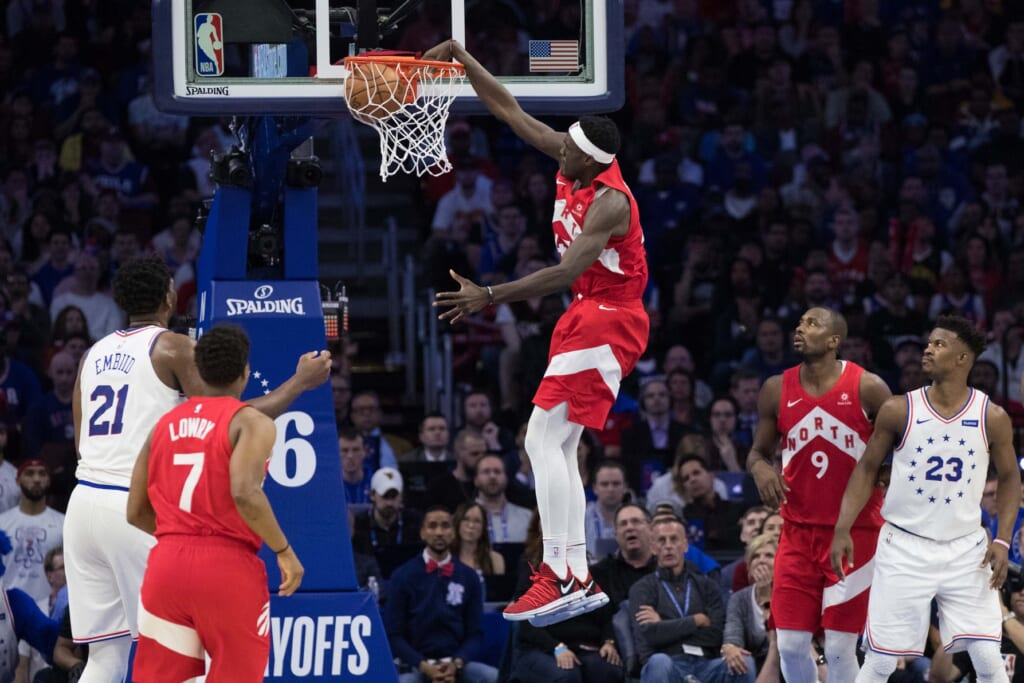 Pascal Siakam #20 Best NBA Players in 2020