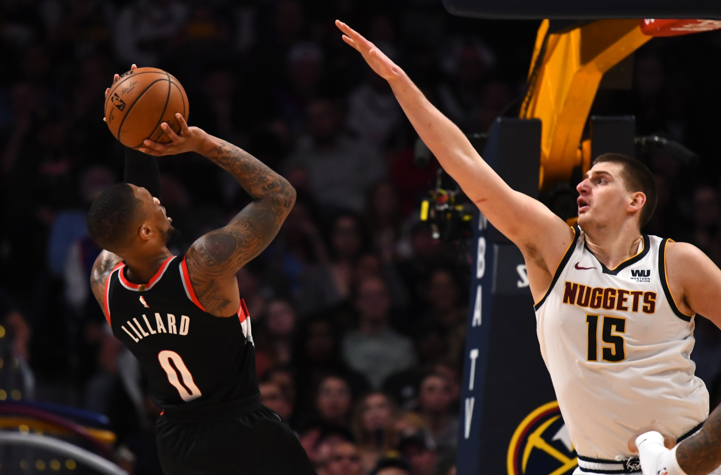 Trail Blazers vs. Nuggets - Game Recap