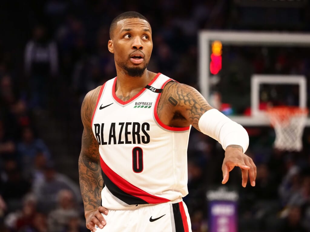 NBA season bold predictions: Damian Lillard, Blazers
