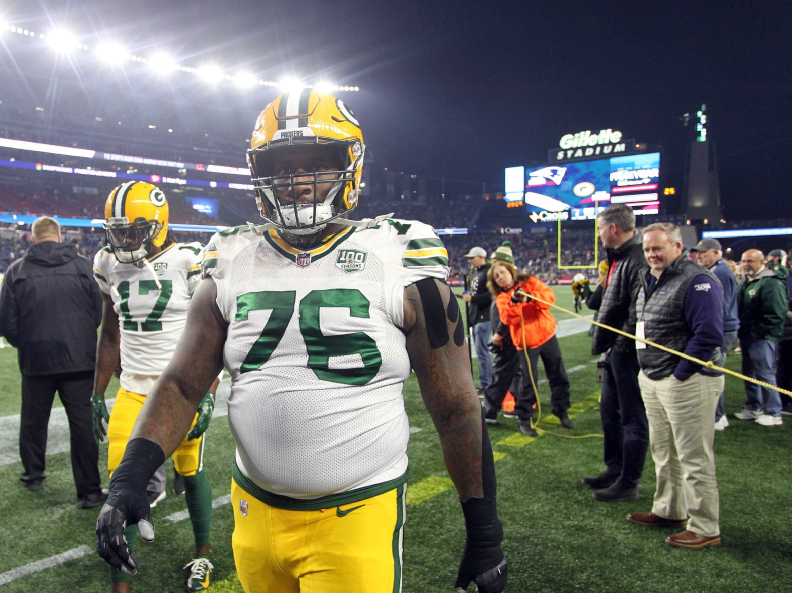 fe0b9731 Report: Lions sign Pro Bowl DT Mike Daniels