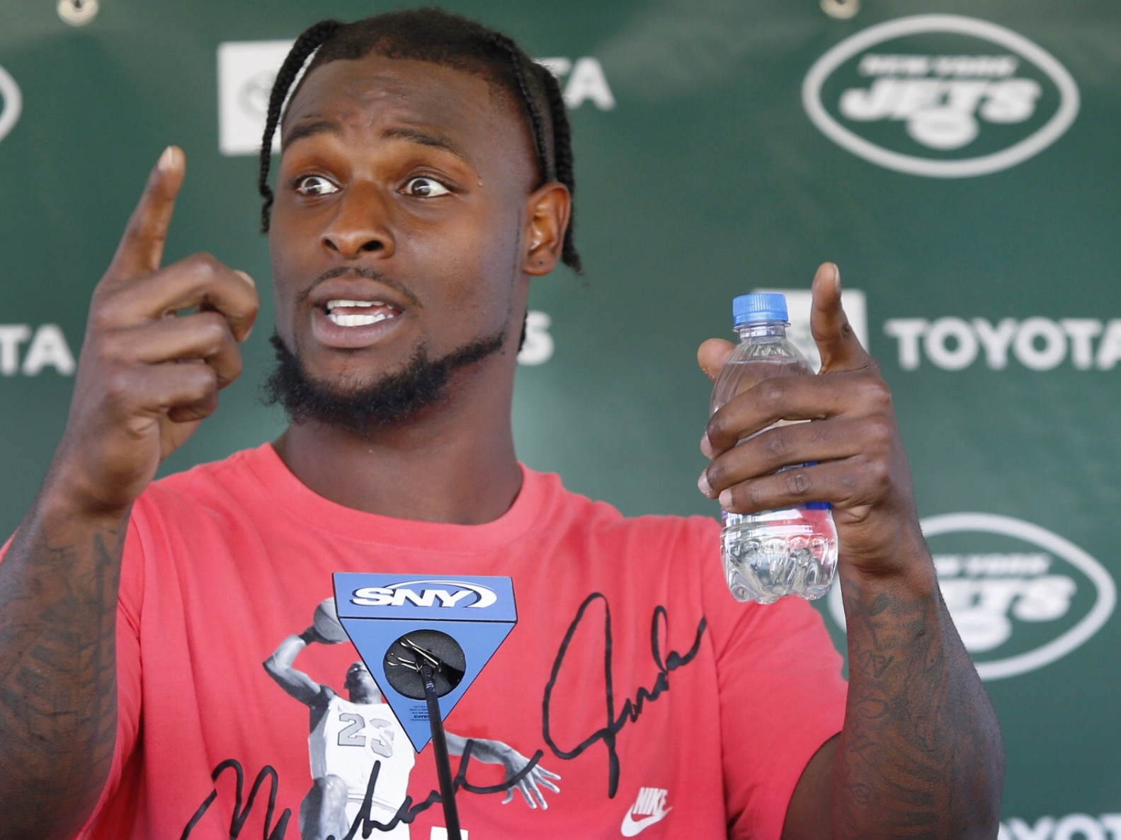 f7926d05 Jets confirm Le'Veon Bell will not play in the preseason