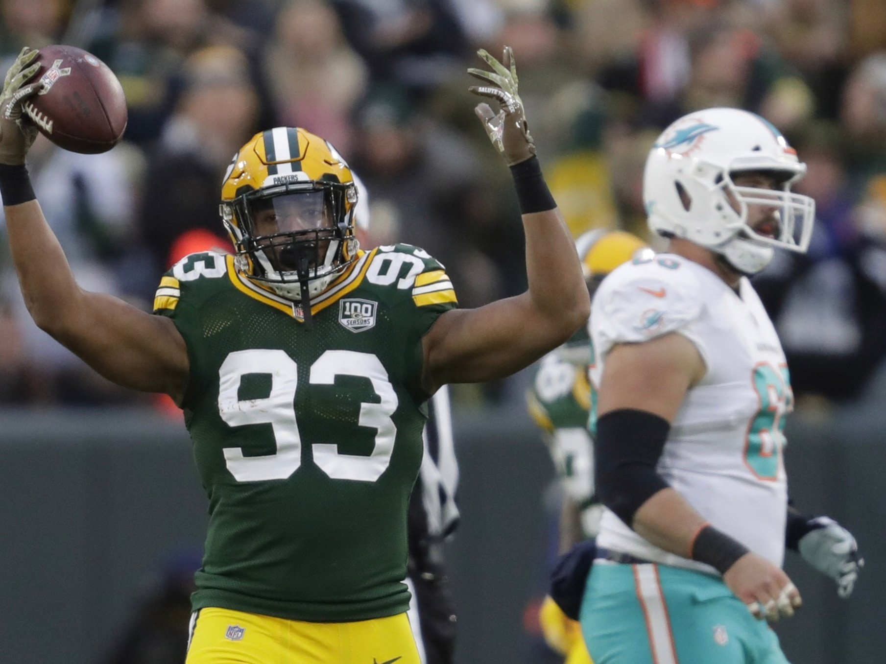 best loved 67b70 0b446 Report: Packers trade LB Reggie Gilbert to the Titans