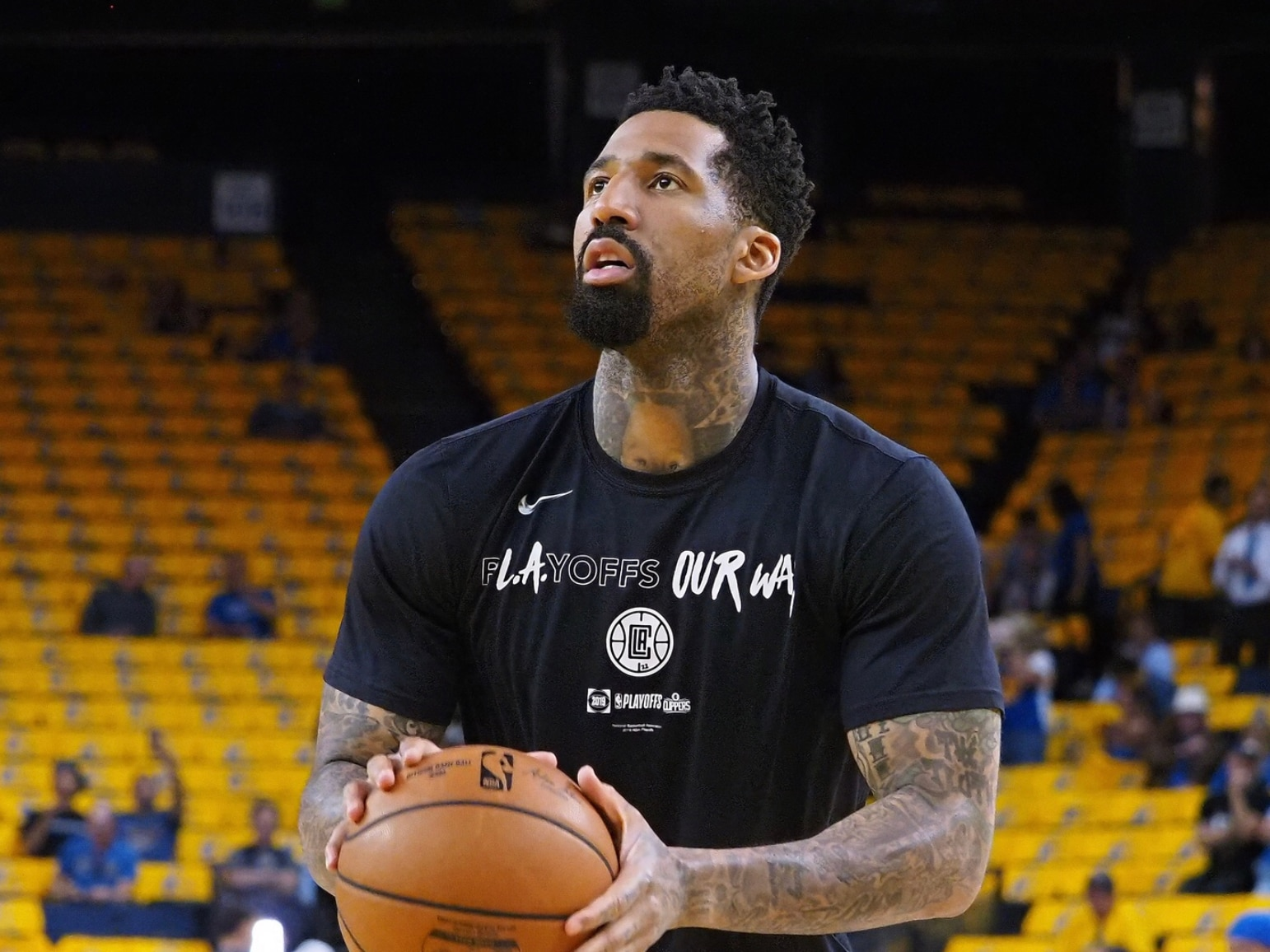 Report: Nets F Wilson Chandler facing 25-game PED suspension