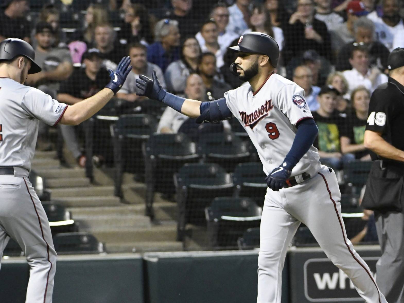 Twins Sweep White Sox