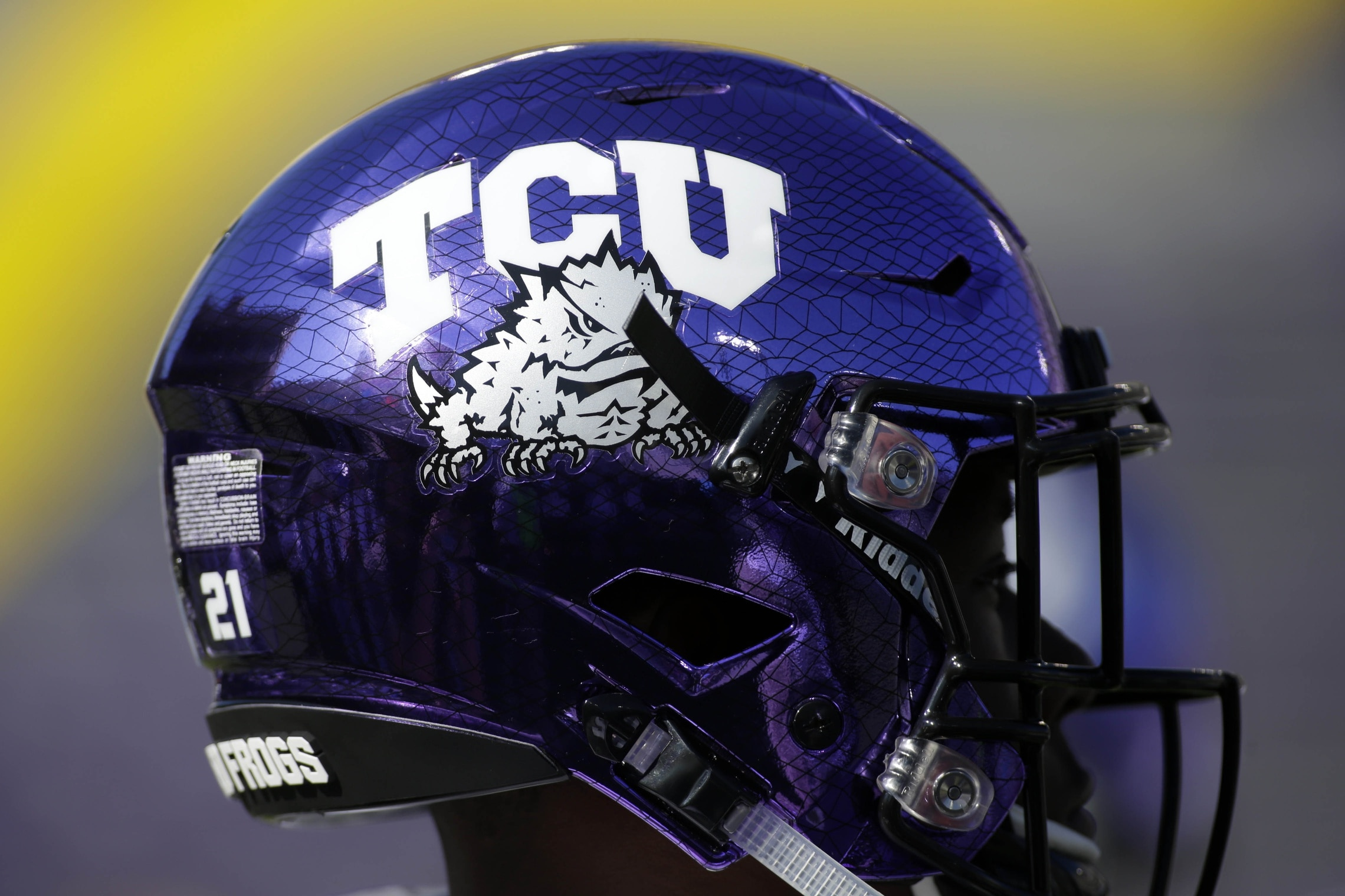 TCU Kicker Cole Bunce Out Indefinitely After Scooter Accident