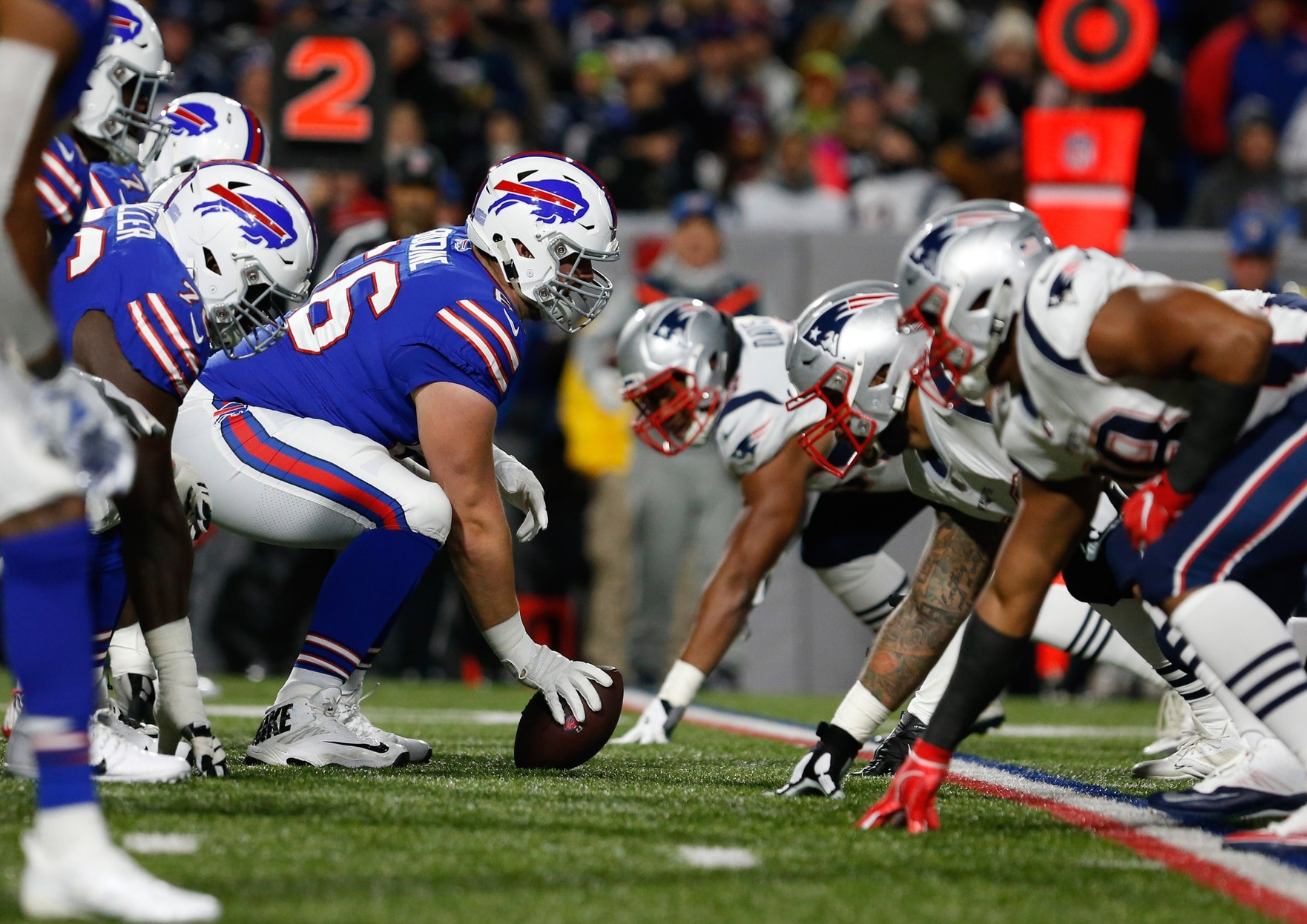 The Buffalo Bills Deal Bodine To The Patriots