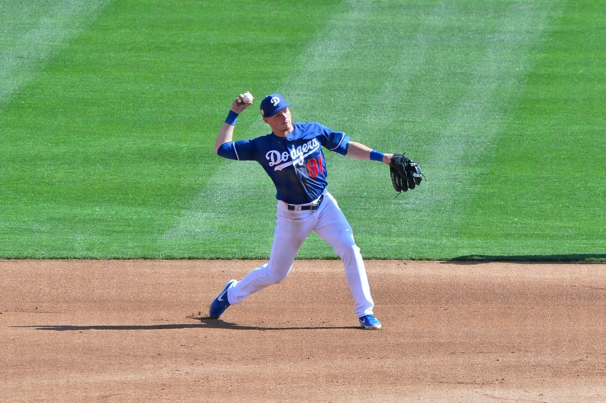 Dodgers' top prospect Gavin Lux 'on the radar' for a call-up