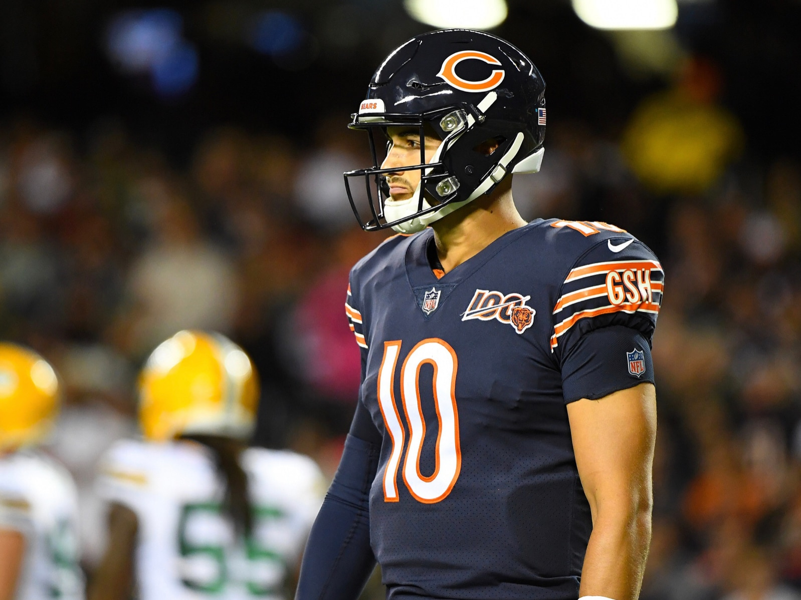 NFL world reacts to brutal performance from Mitchell Trubisky