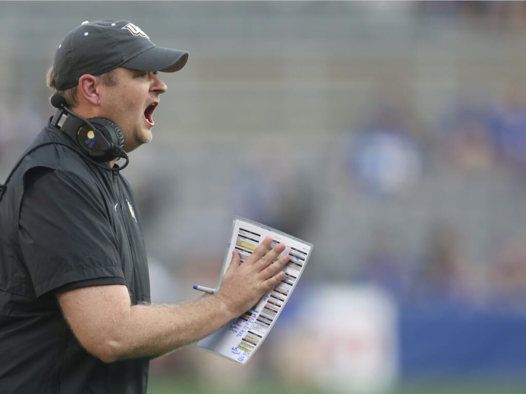 Tennessee hires Josh Heupel