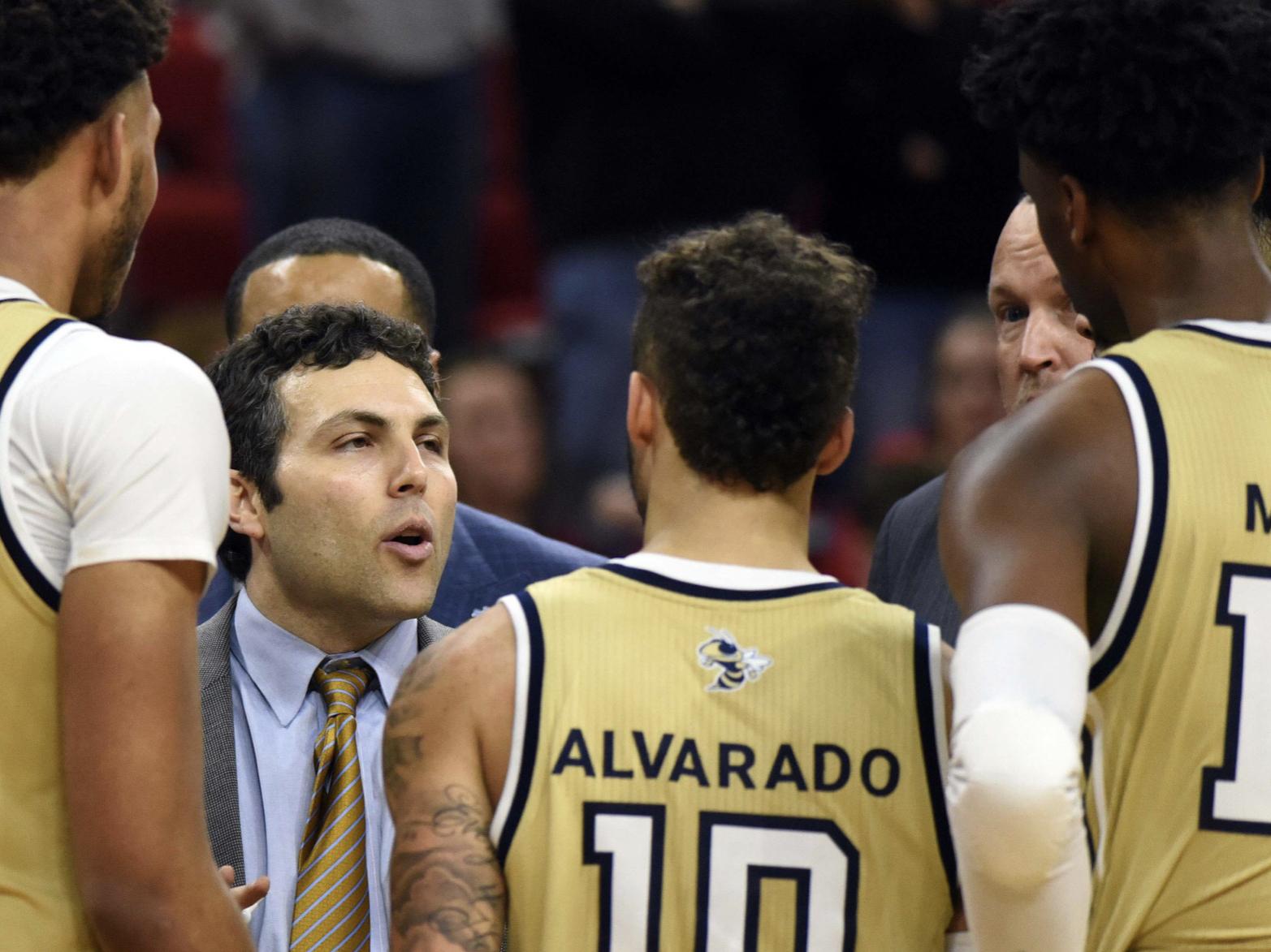 NCAA bans Georgia Tech from 2020 tournament