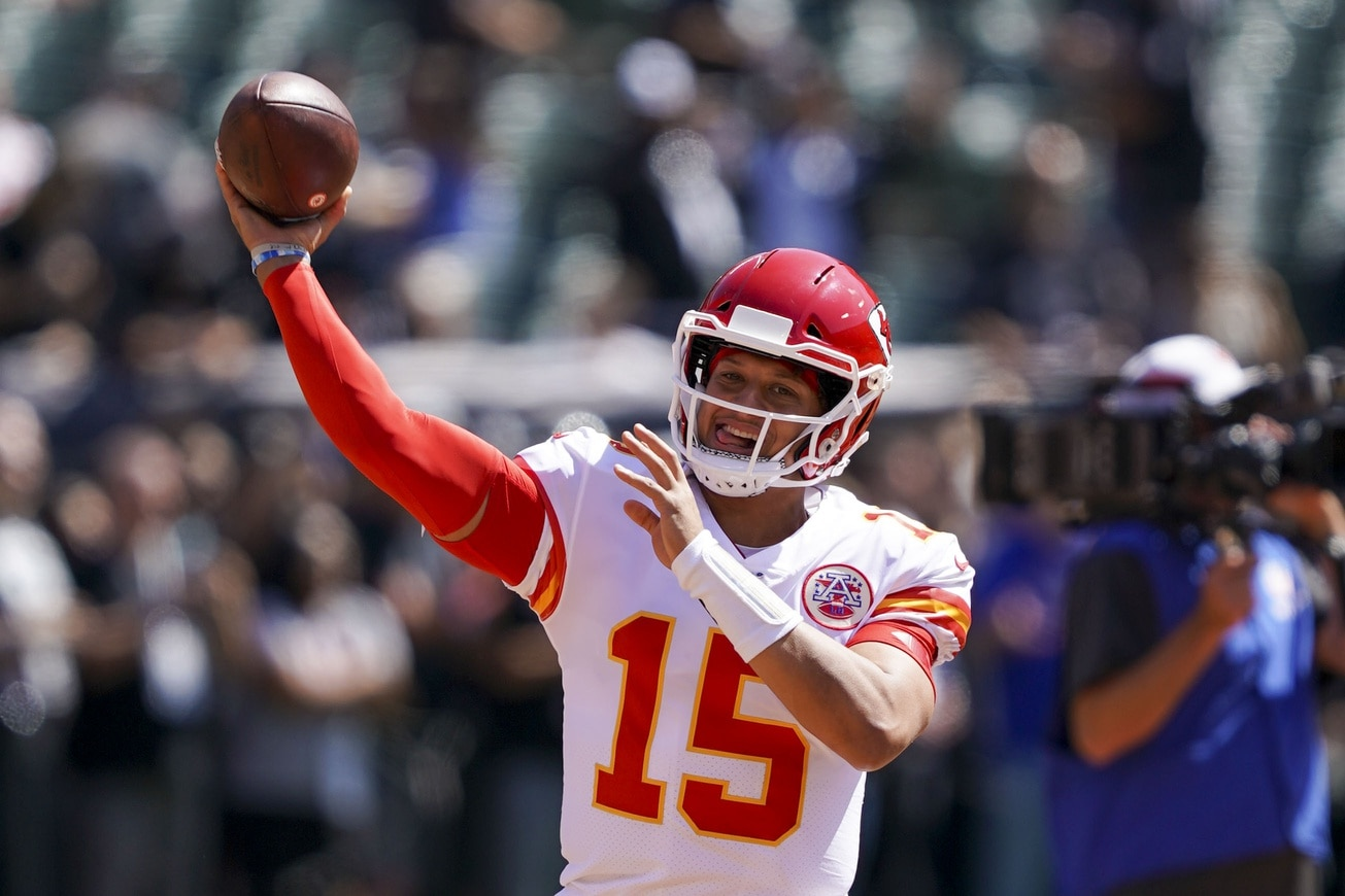 detailed look 18051 982a1 Best and worst QB performances from NFL Week 2