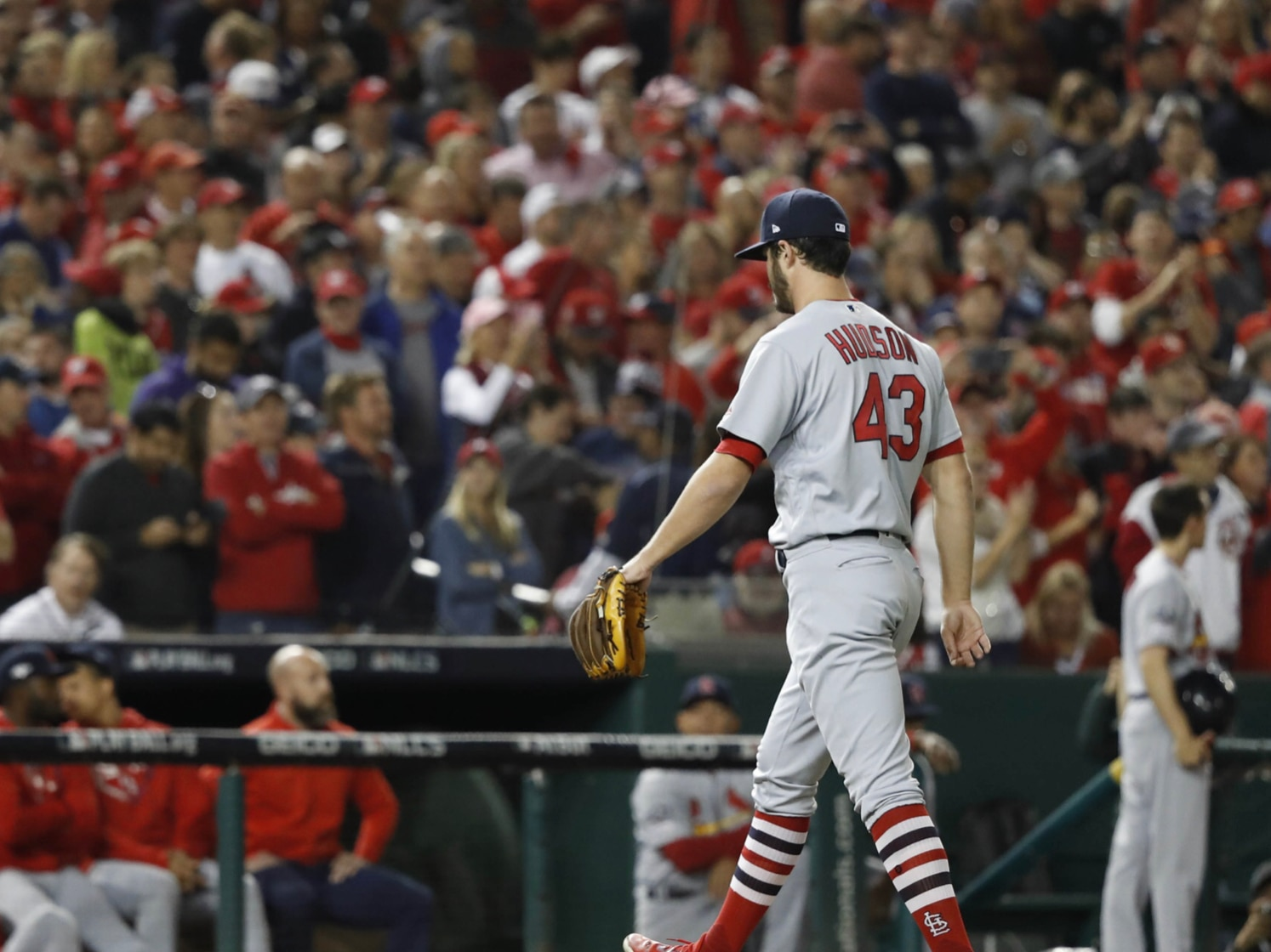 Baby Shark lifts Washington Nationals to first World Series appearance