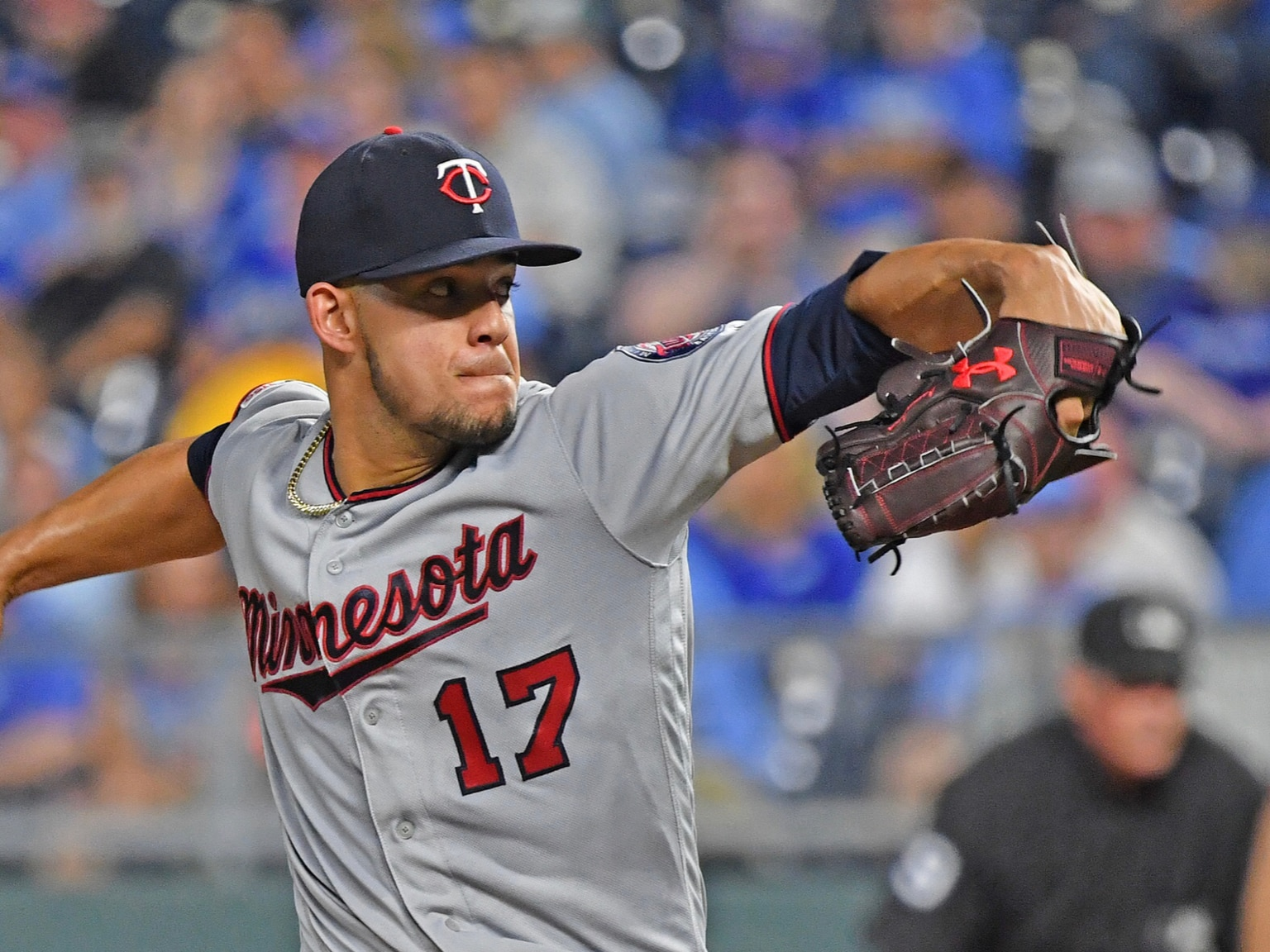 Twins Name All Star Jose Berrios Starter For Game 1 Vs Yankees