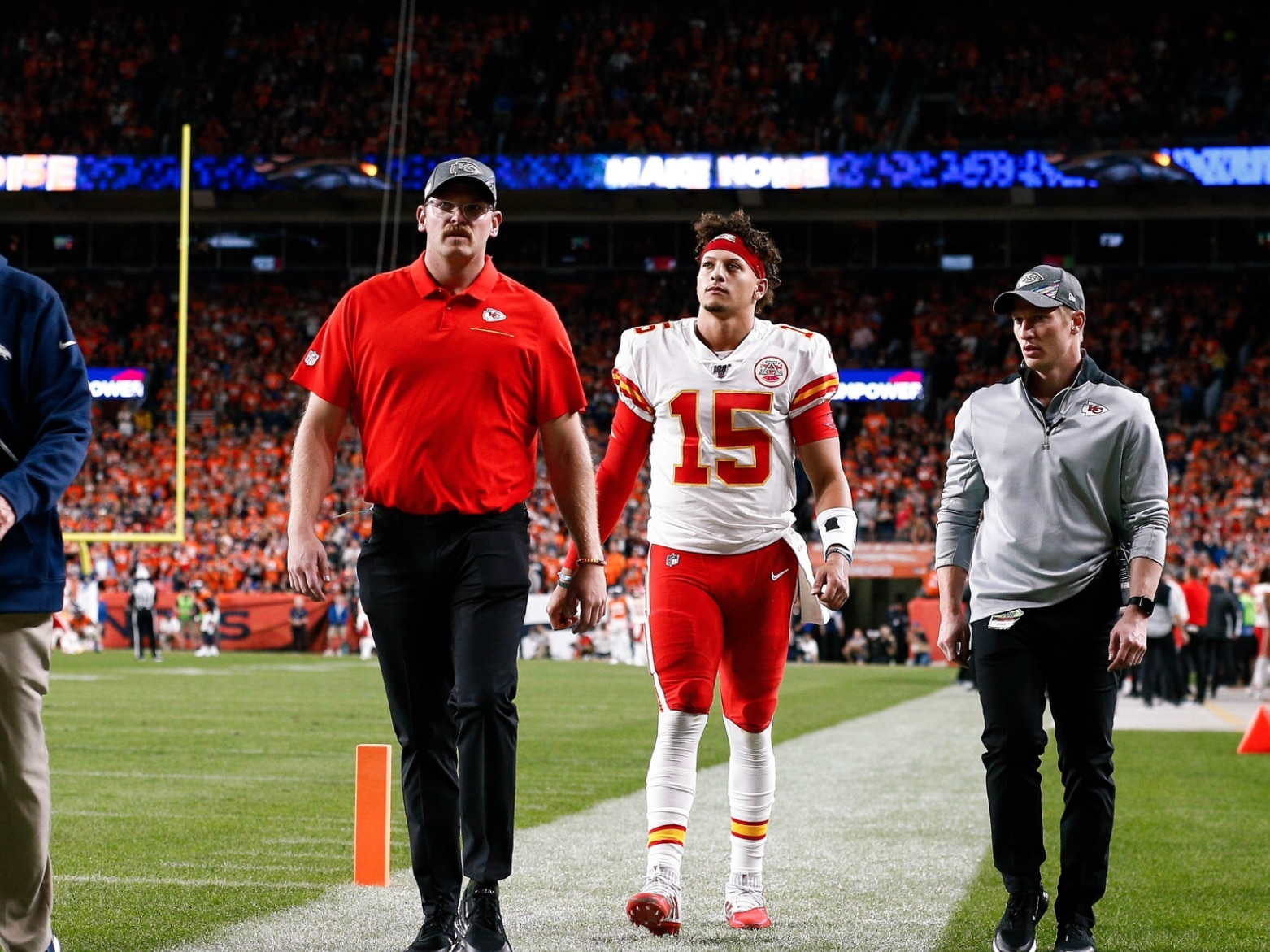 Report Patrick Mahomes Avoids Significant Additional