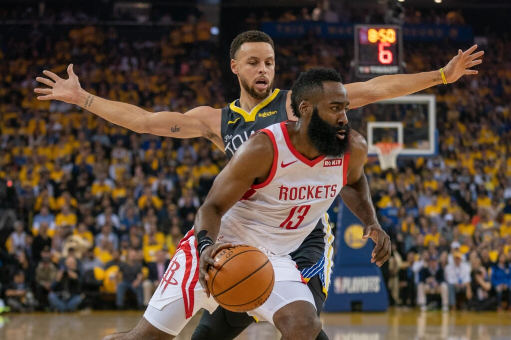 James Harden #6 Best NBA Players in 2020