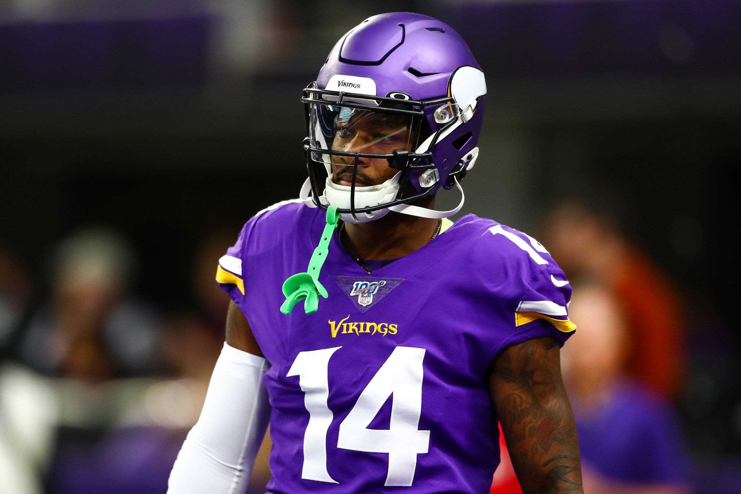 WATCH: Stefon Diggs torches Eagles' secondary for 62-yard TD