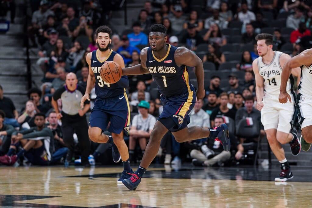 NBA power rankings: New Orleans Pelicans