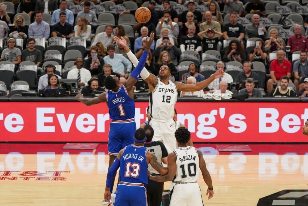 San Antonio Spurs rumors: Could team trade LaMarcus Aldridge?