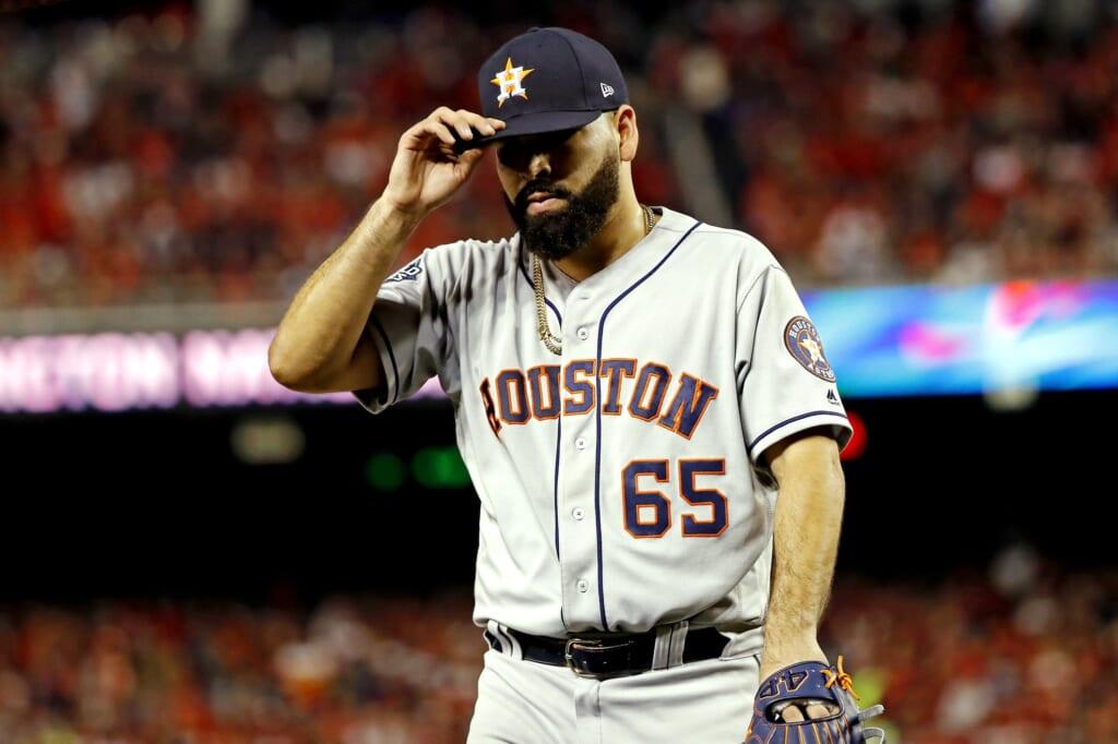 2021 MLB season: Jose Urquidy, Houston Astros