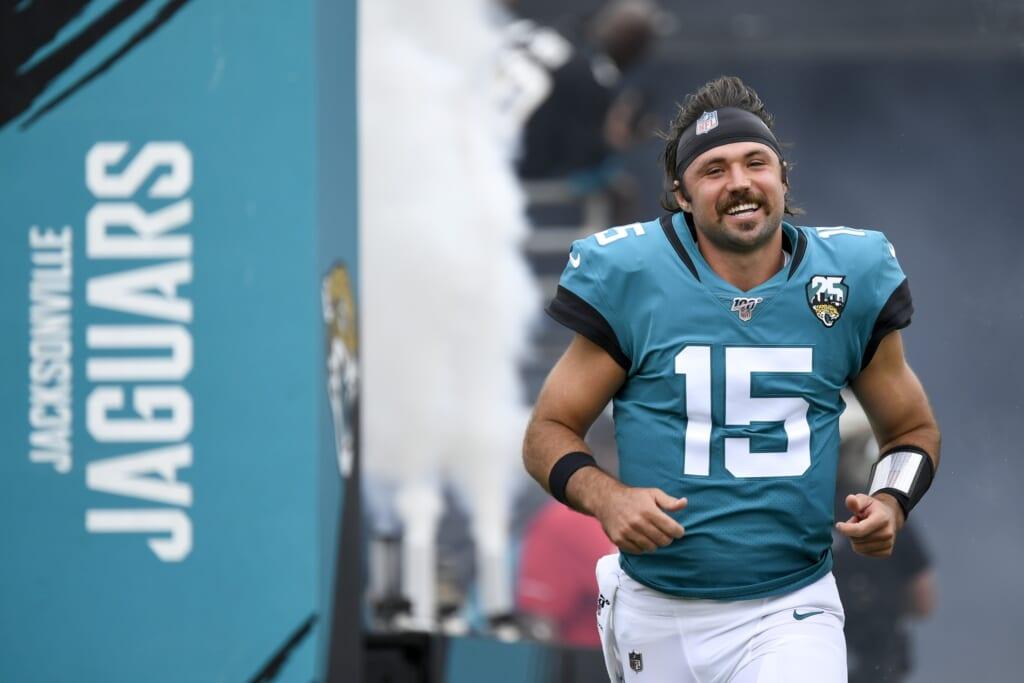 Mustache Photos: Jaguars Quarterback Mustache