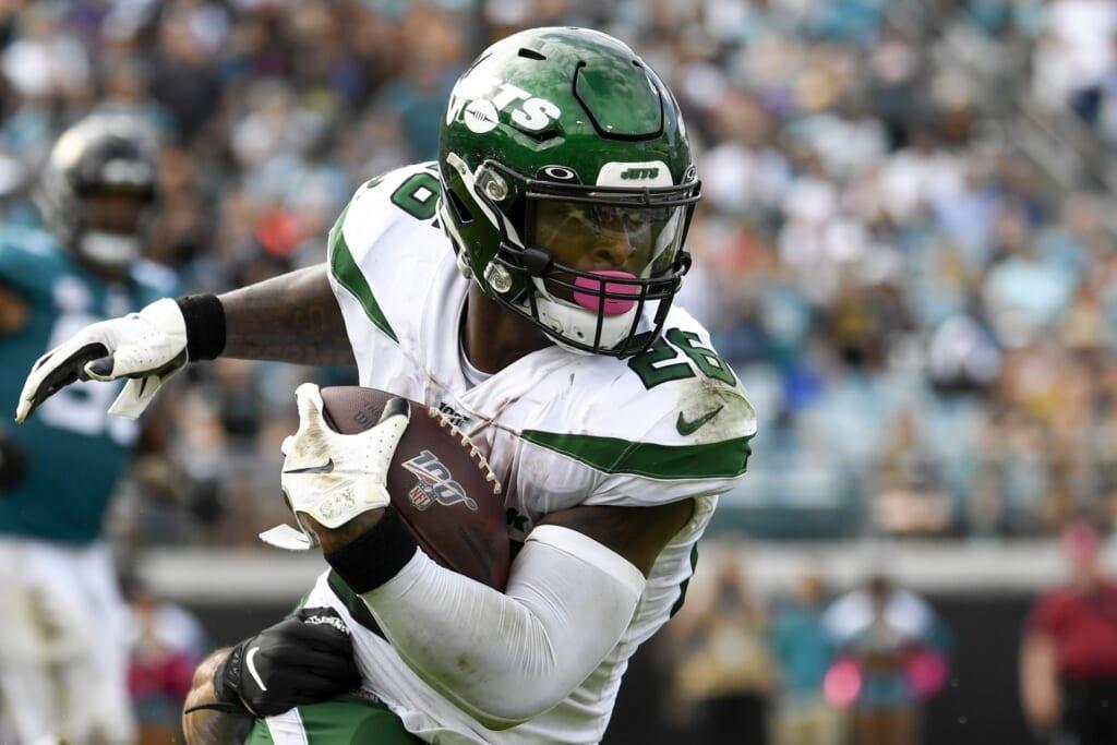 New York Jets running back Le'Veon Bell